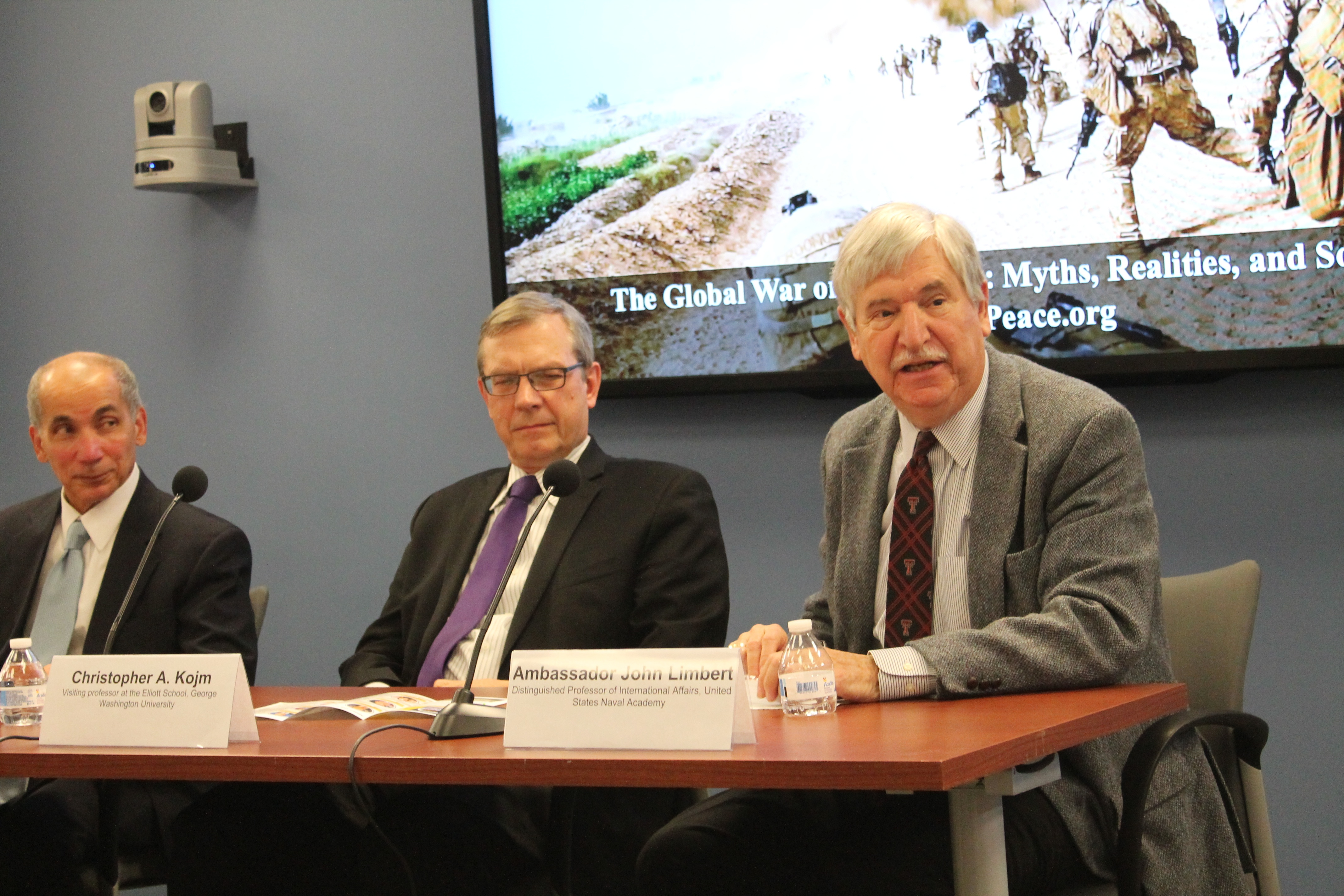 IMG 2851 1 - The Global War on Terrorism: Myths, Realities & Solutions