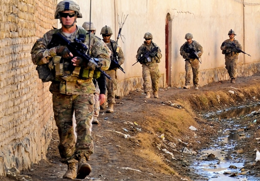 2018 02 19 Austin Ludolph Image 1 830x579 - The War in Afghanistan: Will It Ever End?