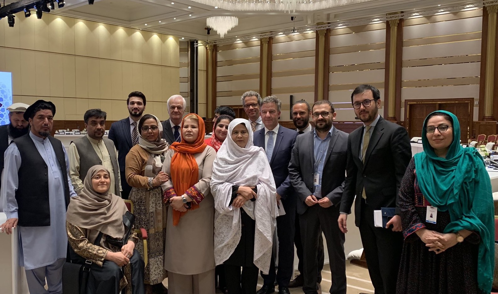IMG 8220 1 - Hopes For Cease-fire After The Doha Intra-Afghan Dialogue