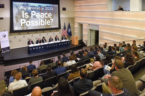 Afghanistan in 2020: Is Peace Possible?
