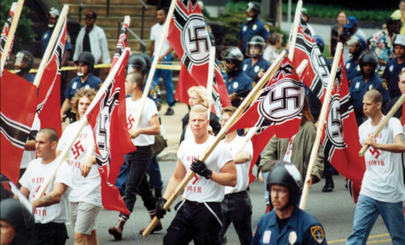 Countering neo-Nazi Ideology in the United States: Waging a War of Information