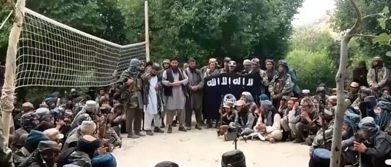 Rise of ISIS in Afghanistan