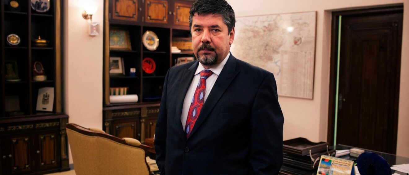 Rahmatullah Nabil discusses Istanbul conference and Afghan Peace Process