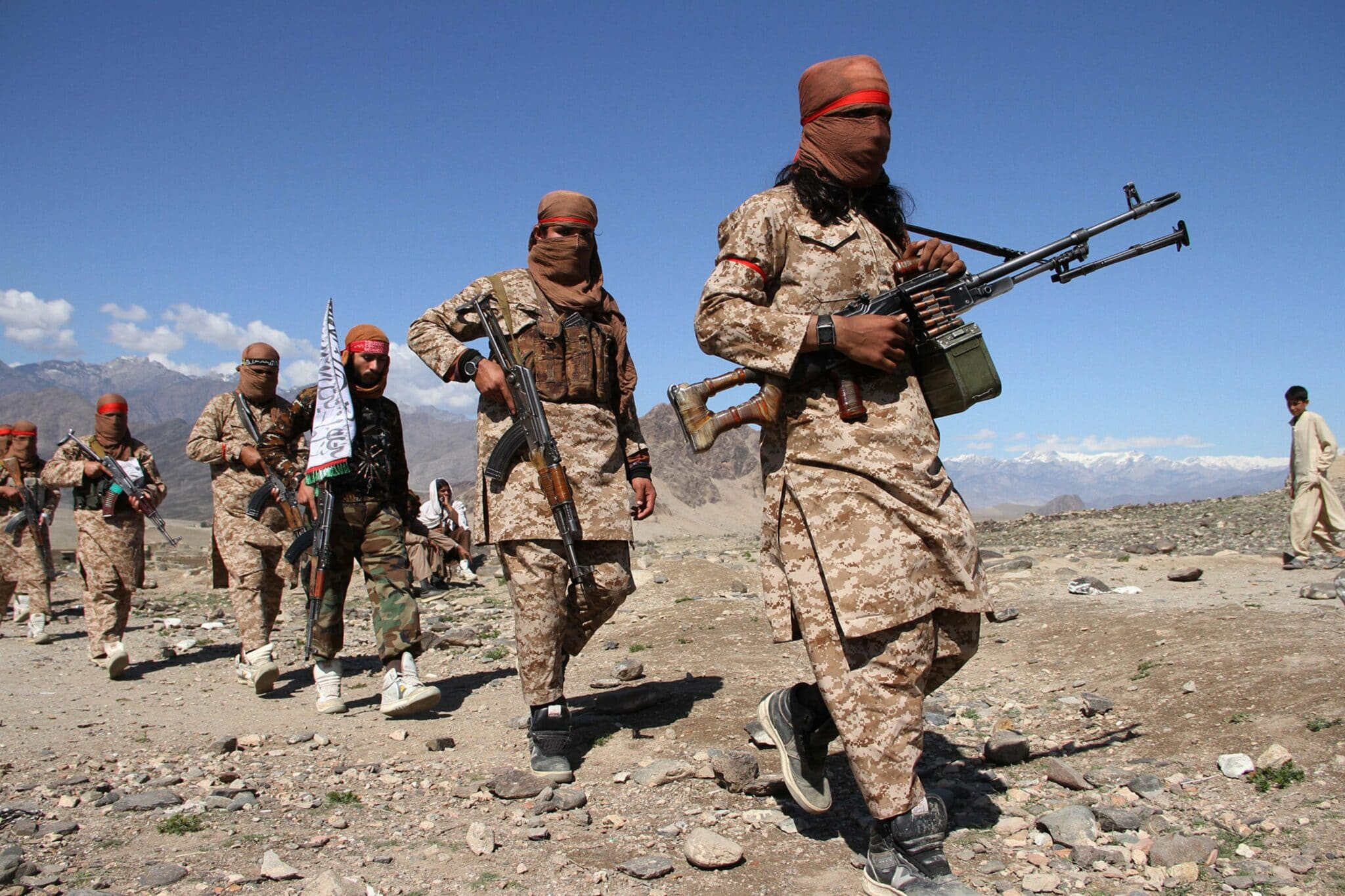 taliban scaled - Field Research. Analysis. High-level Advocacy