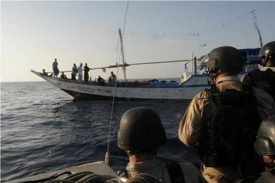 Maritime Terrorism and the United States