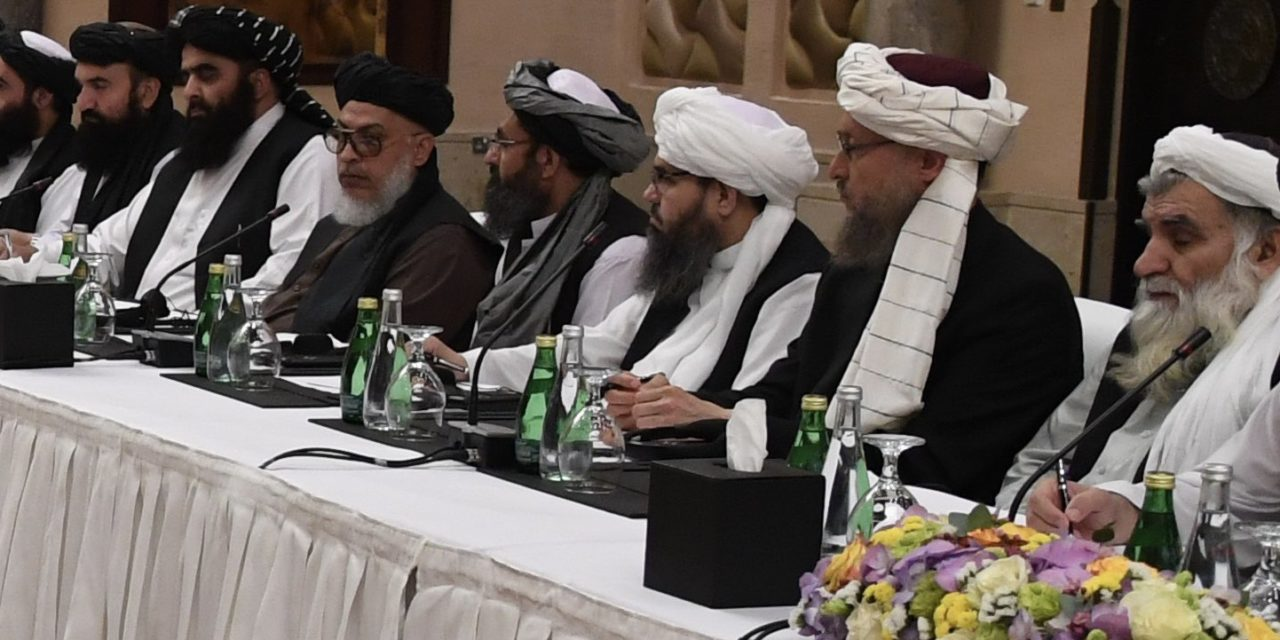 US Taliban in talks in February in Qatar 1280x640 1 - Rise to Peace1