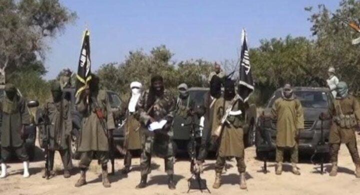 Boko Haram Soliders